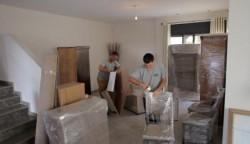 הובלת דירה מקצועית על ידי צוות מיומן