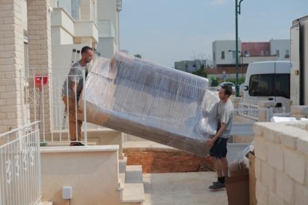 אחסון רהיטים לתקופות קצרות